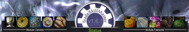Tradeskillmaster TSM Banner