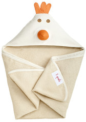 3 sprouts hooded towel, 3 sprouts chicken towel, 3 sprouts review
