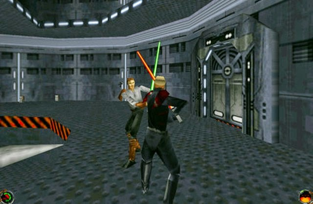 Star Wars Jedi Knight Dark Forces PC Gameplay