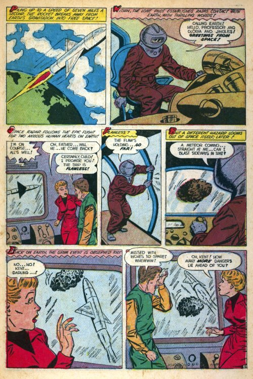 Atomic kommie comics 2017 04 02 while we dont know who wrote this never reprinted story from standards sci fi anthology lost worlds 6 1952 the illustrations are by art saaf fandeluxe Image collections