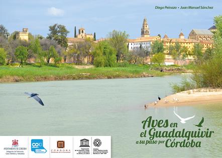 Aves del Guadalquivir a su paso por Córdoba