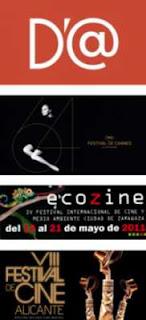 D´A, Cannes, Ecozine, Festival Alicante
