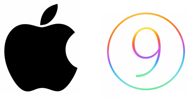 Apple iOS 9 Firmware Logo