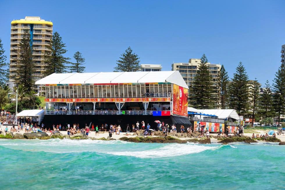 28 Roxy Pro Gold Coast 2015 2015 Quiksilver Pro Roxy Pro Gold Coast Foto WSL Kelly Cestari