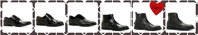 "[AW2015] Aldo Shoes ""Black on Black"" collection."