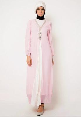 Desain Gamis Wanita Muslimah Untuk Lebaran 2015 Tyatytyqtyad