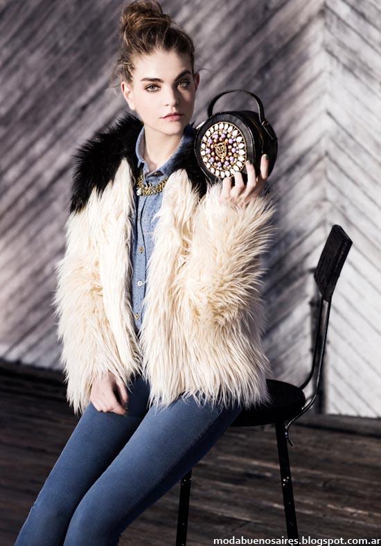 Moda otoño invierno 2014, colecciòn Uma, marcas argentinas, Tapados, abrigos y camperas invierno 2014.