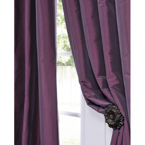 Cortinas Moradas Purple Curtains Fotos De Cortinas