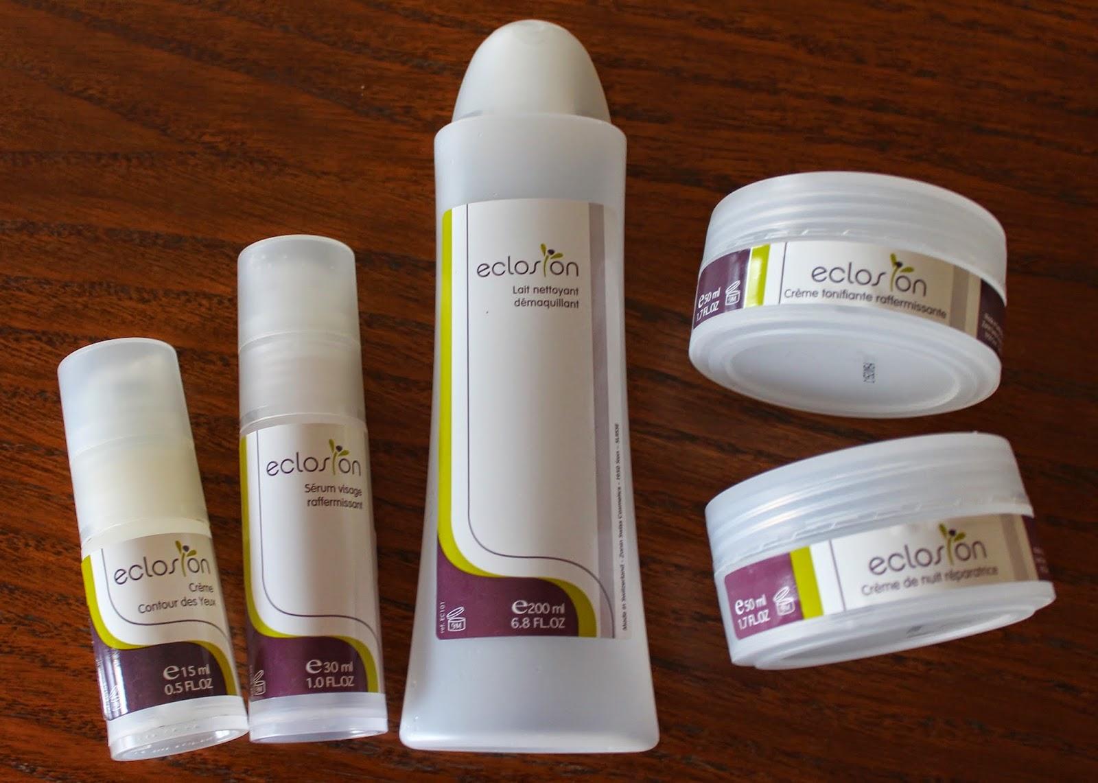 papillonsdonyx blog suisse beauté produits terminés éclosion zanin cosmetics