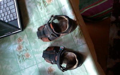 Как сушить мокрую обувь