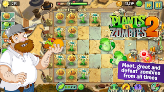 Plants vs. Zombies™ 2 Free Android Game