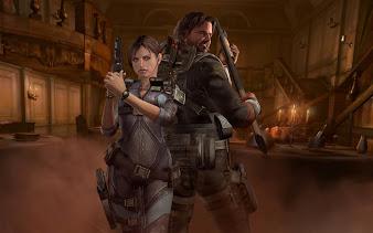 #21 Resident Evil Wallpaper
