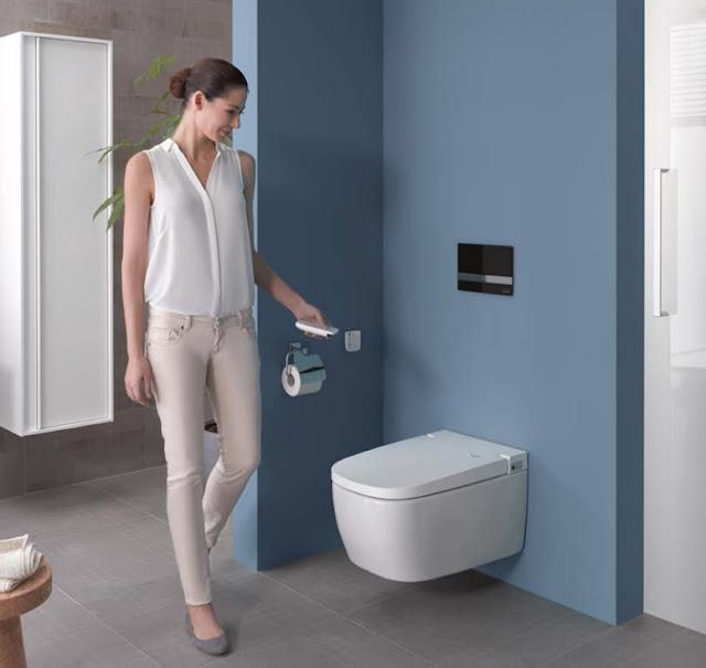 Новая сантехника VitrA для ванной комнаты