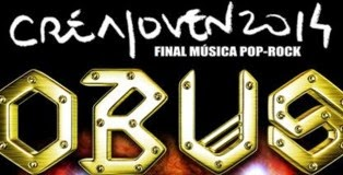 Creajoven Pop-Rock 2014 Final: OBÚS