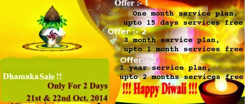 Diwali Special Offer