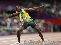 Usain Bolt Pelari Tercepat