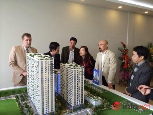 Nhiều dự án chung cư địa ốc giá rẻ sắp mở, liệu giá có giảm?