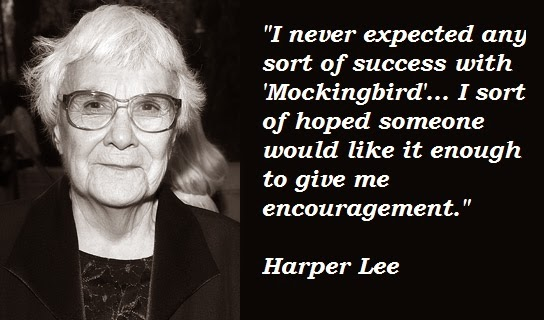 harper lee writing style Go set a watchman by harper lee review but then, in an inexplicable creative leap that will bring hope to the world's creative writing classes.
