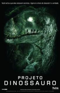 """Poster do filme """"Projeto Dinossauros"""""""