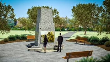 Latest Version of Fort Drum Monument