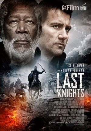 Last Knights 2015 poster