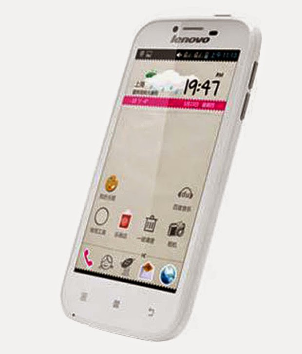 Lenovo A390 for Rs 4099 (1 GHz dual core, ICS, 512 MB,4 Inch, 5MP ) || Cheapest online