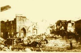 Chiesa di San Nicolò dei greci a Messina, distrutta nel terremoto del 1908