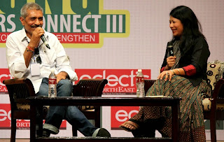 Prakash Jha at Young Leader Connect 2013