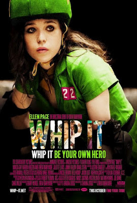 Whip It, Bliss, Drew Barrymore, Zoe Bell, Juliette Lewis, Ellen Page, Kristen Wiig, Eve, Owen, Luke, Wilson, Andrew Wilson, roller derby, Bodeen, Texas, 500 days of summer, Juno, Warriors, test, trailer, critique, avis, chronique, article, geek me hard, geekmehard