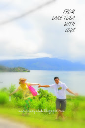 Lake Toba with love