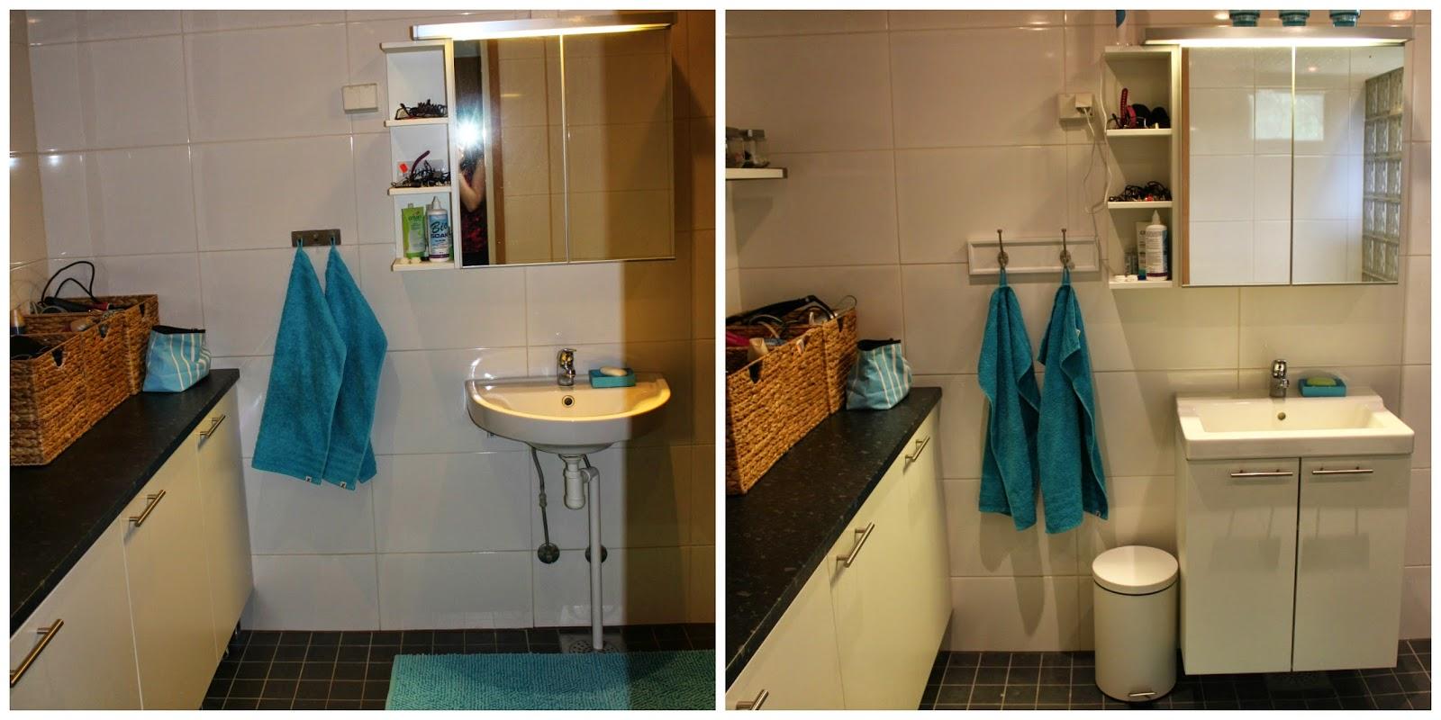 Jenna Malena: Mera badrumsförvaring.