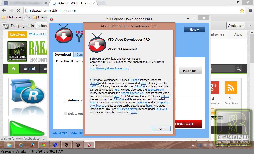 ytd video downloader pro free download for windows xp