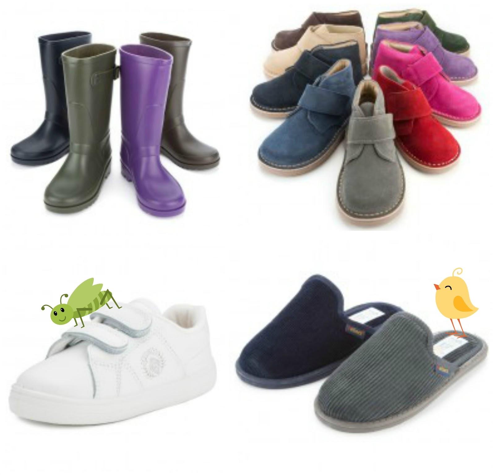 Las cosillas de carmen pisamonas y los peques - Zapatos collage ...