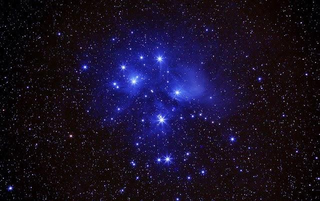 Pleiades (7 Kız Kardeş)