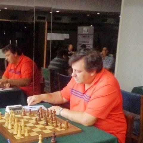 Maestro FIDE Gabriel Curi