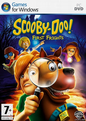 Scooby-Doo First Frights Pc Game Cover Photo
