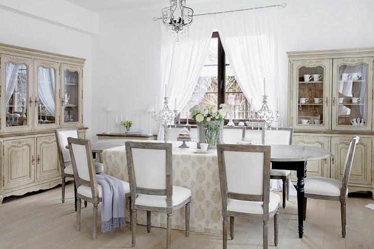 Bianco che passione shabby chic interiors for Trasformare casa