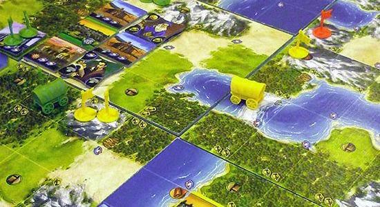 Mapa modular en Civilization