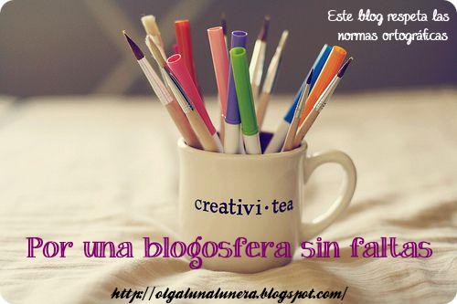 por una blogosfera sin faltas
