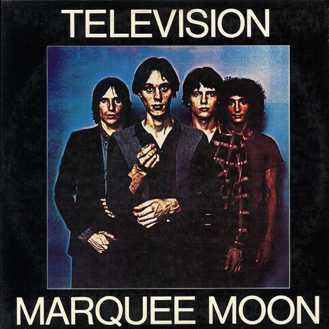 Marquee Moon. Television