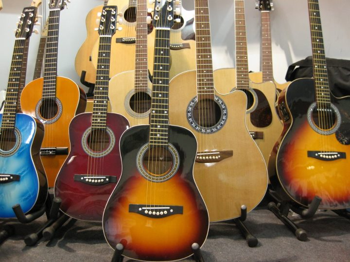 Guagua-Made Guitars - Proudly Philippine Made
