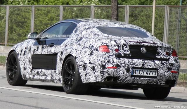 NEW 2012 BMW M6