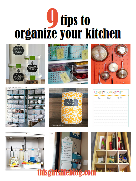 tips to organize your kitchen this s life blog