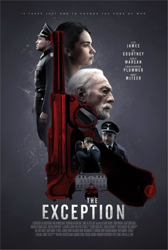 The Exception 2016 English 720p WEB-DL 850MB ESubs