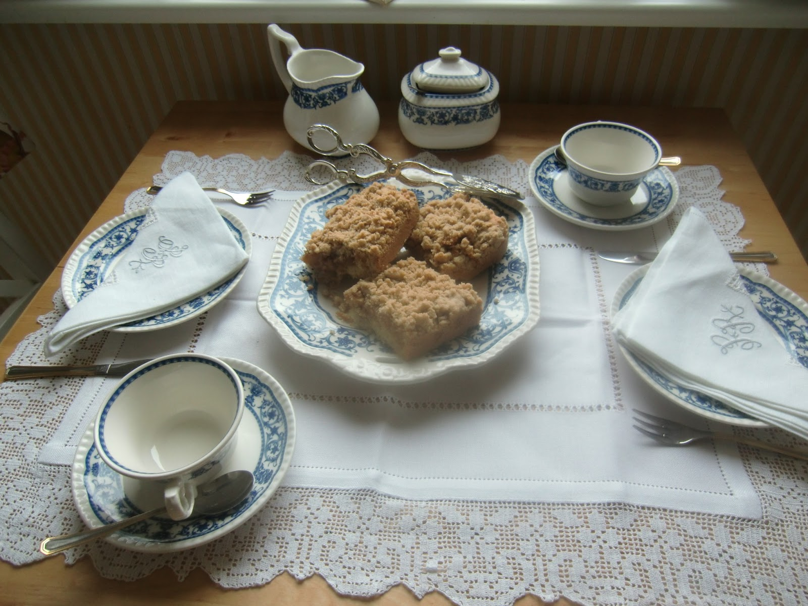 Cookies-olé: 10 Consejos e ideas para poner una mesa dulce (o salada ...