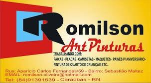 Romilson Art Pinturas