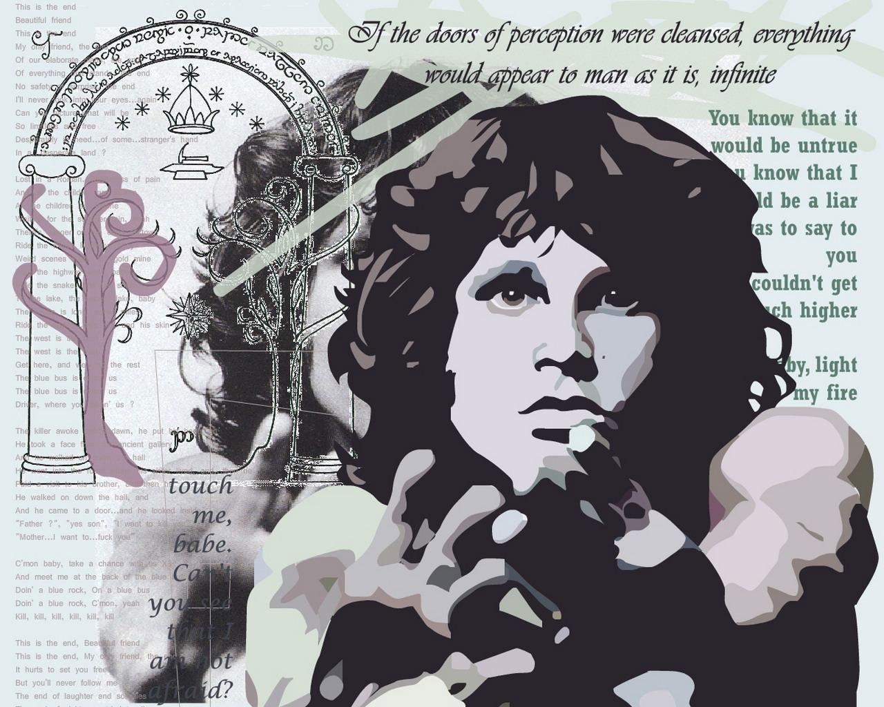 The Doors Jinetes En La Tormenta Riders On The Storm