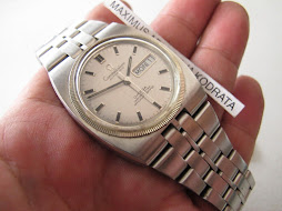 OMEGA CONSTELLATION CHRONOMETER - AUTOMATIC CAL 751
