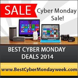 Cyber Monday Tablet Deals 2014