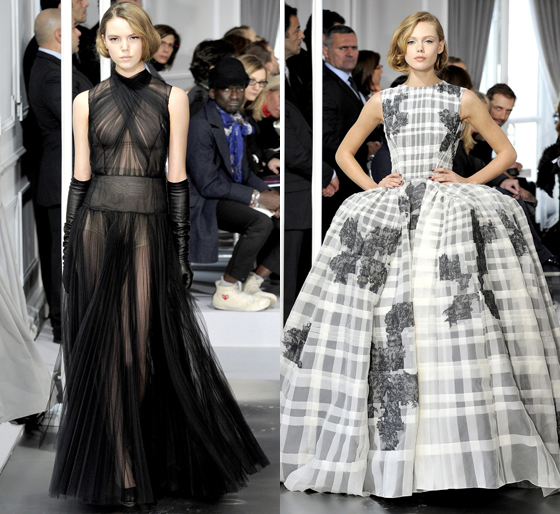 Christian Dior, Fashion Week paris 2012